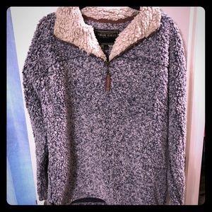 True grit pullover